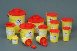 41050 5,0 l-es Műanyag gyűjtő PBS