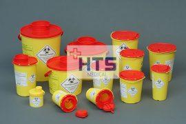 42015 1,5 l-es Műanyag gyűjtő DISPO