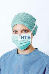Hartmann Foliodress műtéti szájmaszk Antisplash Comfort  40db
