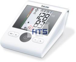 BEURER BM 28 felkaros vérnyomásmérő + hálozati adapter