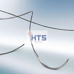 Supramid fekete 4/0 (1,5)  45 cm DS19 tűvel, 36db