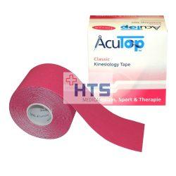 ACUTOP Classic Kineziológiai Szalag 5 cm x 5 m Rózsaszín