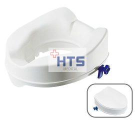 Thuasne WC magasító tetővel, 10-14 cm-es emelés