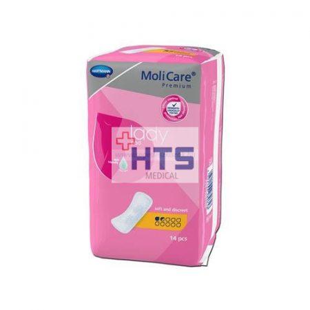 Hartmann Molicare lady pad Premium micro betét (252 ml)  14db (Molimed)