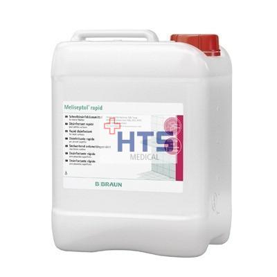 Meliseptol Rapid felületfertőtlenítő 5000 ml