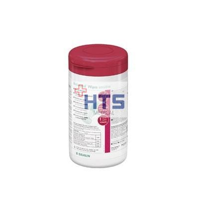 Melispetol Sensitive törlőkendők (dobozos)