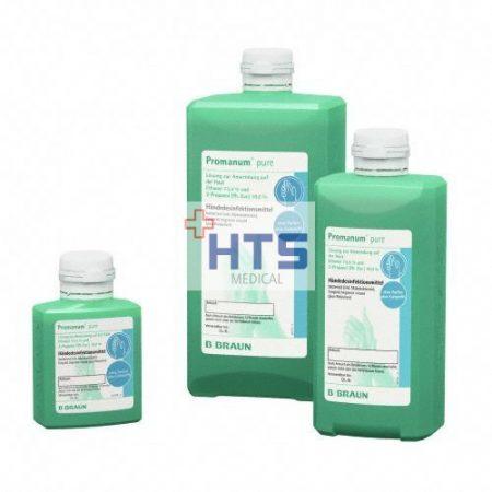 Promanum Pure kézfertőtlenítő 5000 ml