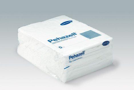 Hartmann Pehazell, fehérített, lapokban 18x19,5cm 5 kg