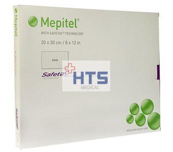 Mölnlycke Mepitel 5 x 7,5 cm 10db