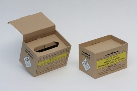 31040 4 l-es Papírdoboz Sx