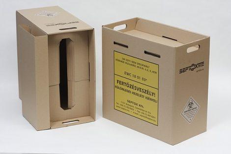 31400 40 l-es Papírdoboz Sx