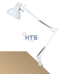 Rábalux Arno asztali (satus) lámpa /fehér/