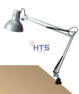 Rábalux Arno asztali (satus) lámpa /ezüst/