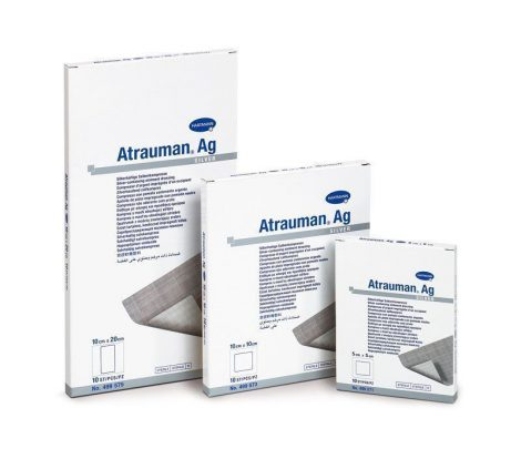 Hartmann Atrauman Ag  10x10 cm 10db