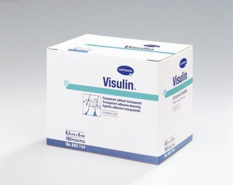 Hartmann Visulin 10x6 cm 100db