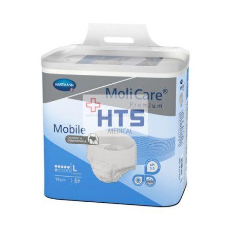 Hartmann MoliCare Premium Mobile 6 csepp L (1963ml) inkontinencia fehérnemű