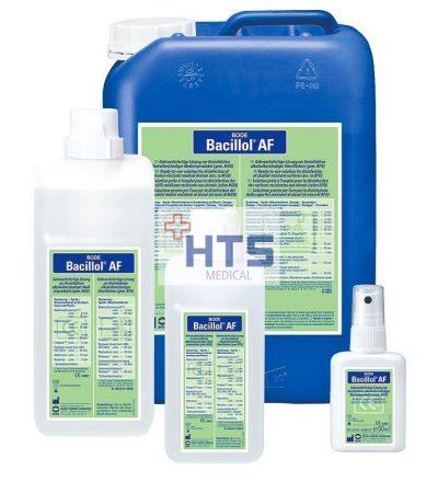 Hartmann Bacillol AF 500 ml, gyors-felületfertőtlenítőszer