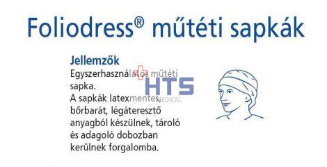 Hartmann Foliodress műtéti sapka Form plus Comfort  60db