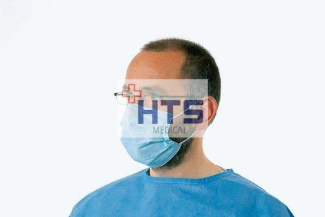 Hartmann Foliodress műtéti szájmaszk Loop Comfort zöld 50db