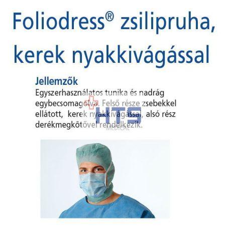 Hartmann Foliodress zsilipruha zöld Protect M  1db