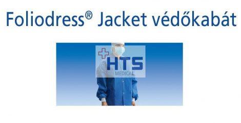 Hartmann Foliodress jacket kék M 10db