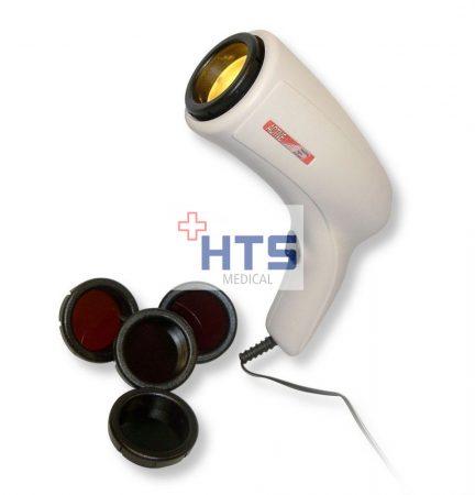 Activelight Handy gyógylámpa + szinterápiás készlet + könyv