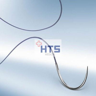Monosyn lila 4/0 (1,5) 70 cm HRT17 tűvel