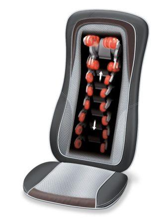 BEURER MG 300 3D Shiatsu masszírozó ülésfeltét (fekete)