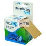 ACUTOP 4D Nylon Kineziológiai Szalag / Tapasz 5 cm x 5 m Bézs (minden irányban nyújtható)*
