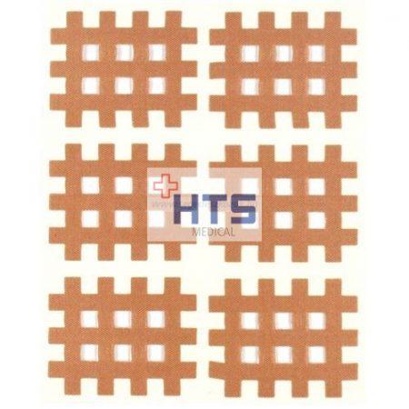 NASARA Gitter Tape Cross Tape LAP Közepes (6db/lap)