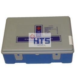 II. típusú üzemi elsősegélydoboz (kis dobozos)